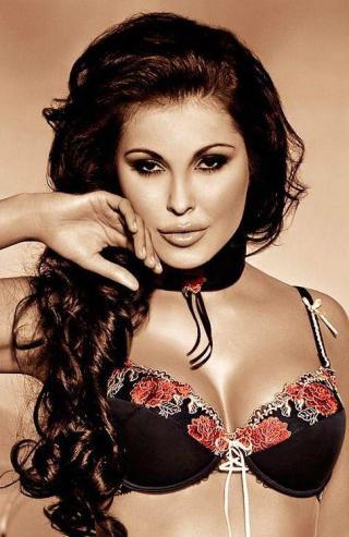 Natali black podprsenka - Sexy-pradlo.sk