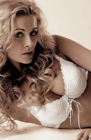 Damaris white podprsenka - Sexy-pradlo.sk