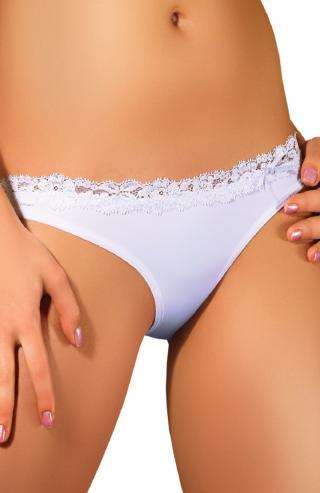 34 white nohavičky - Sexy-pradlo.sk