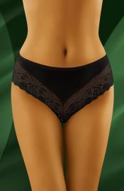 Wolbar - Gaja black nohavičky