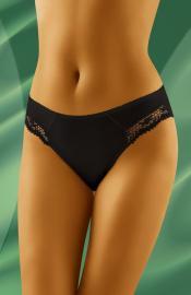 Wolbar - Kira black nohavičky