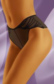 Wolbar - Sati black nohavičky