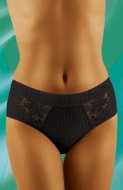 Wolbar - eco-FI black nohavičky