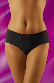 Wolbar - Eliana black nohavičky