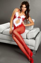 LivCo Corsetti Fashion - Magali vianočný kostým