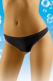 Wolbar - Simple black nohavičky