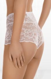 Ewana - 63 white nohavičky