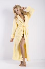 DKaren - Eliza long yellow župan
