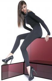 BasBleu - Marika black legíny