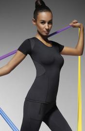 BasBleu - Electra fitness tričko