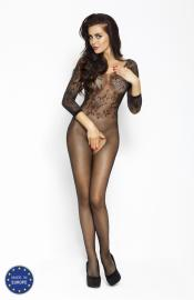 Passion - BS007 black bodystocking