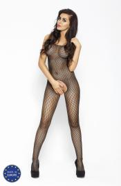 Passion - BS010 black bodystocking