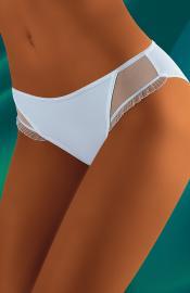 Wolbar - Indy white nohavičky