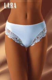 Wolbar - Lara white nohavičky