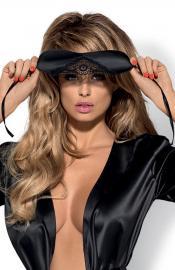Obsessive - Satinia black maska na oči