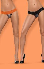 Obsessive - Lacea leopard tangá 2pack