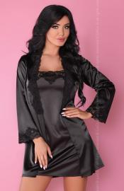 LivCo Corsetti Fashion - Jacqueline black súprava