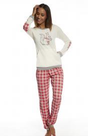Cornette - 653/108 Nuts ecru pyžamo