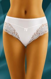 Wolbar - Sara white nohavičky
