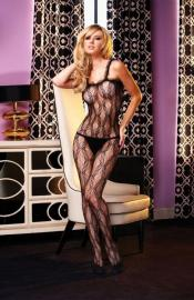 Electric Lingerie - EH425-BLK bodystocking