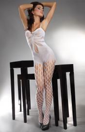 LivCo Corsetti Fashion - Artemida white bodystocking