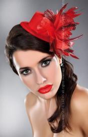 LivCo Corsetti Fashion - Mini top Hat 23 klobúk