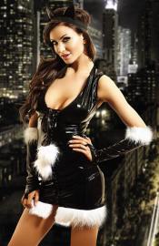Hamana - Kitty kostým